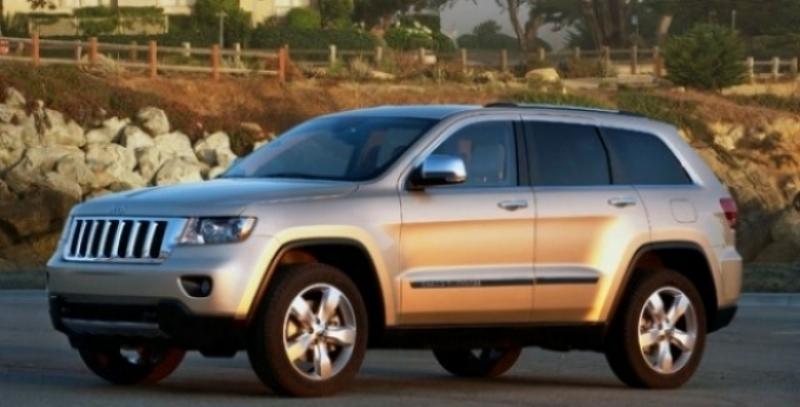 El Jeep Grand Cherokee CRD ya se encuentra a la venta