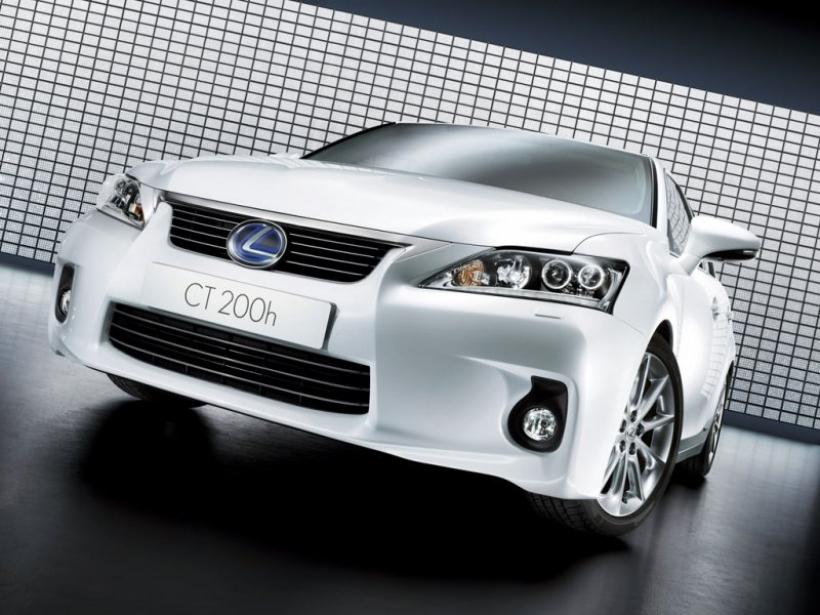 El Lexus CT 200h presume de bajos costes de mantenimiento