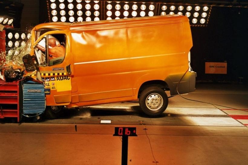 El mal estado de los neumáticos en las furgonetas, causa principal de accidentes