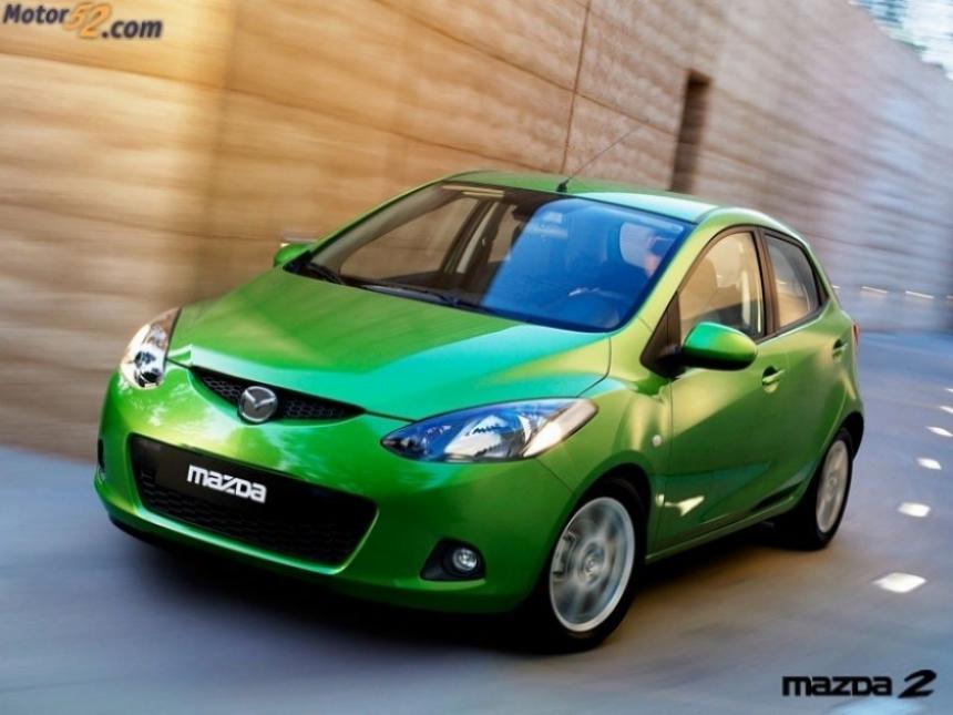 El Mazda 2 ya se puede comprar por Internet