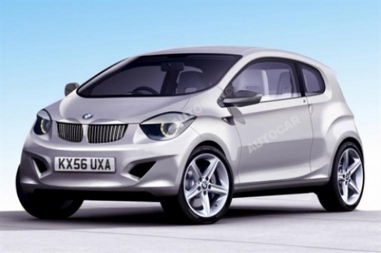 El Megacity será el primer modelo de la nueva sub-marca de BMW.