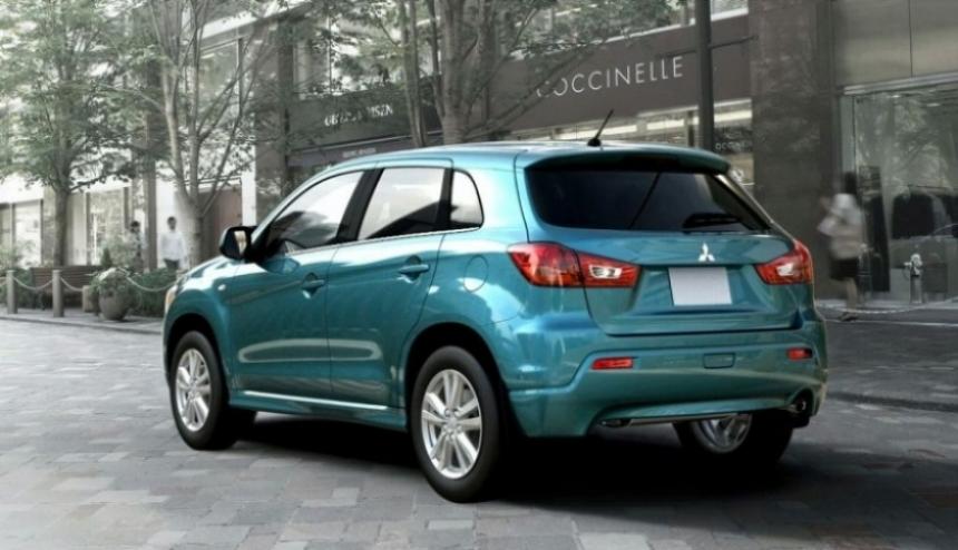 El Mitsubishi ASX debutará en Ginebra.
