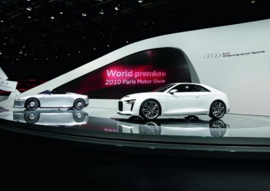 El nuevo Audi Quattro sería desarrollado con la ayuda de Lamborghini