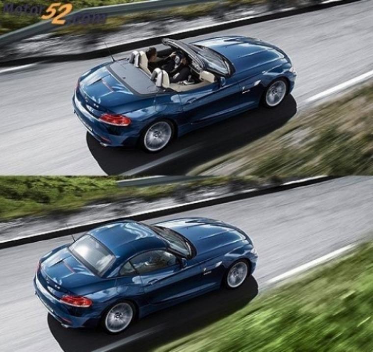 El nuevo BMW Z4 ya es oficial