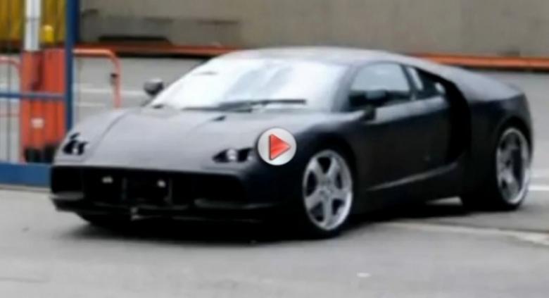 El nuevo De Tomaso Pantera sale a la calle