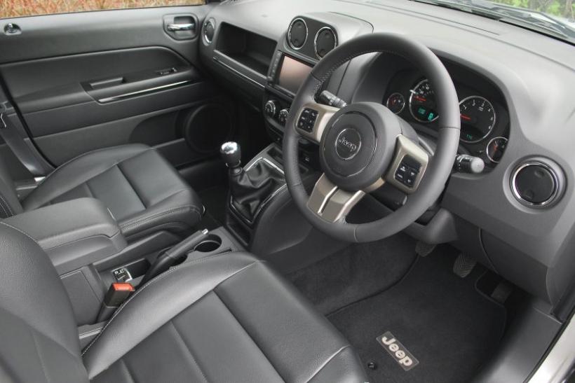 El nuevo Jeep Compass está listo para salir a las calles de Europa