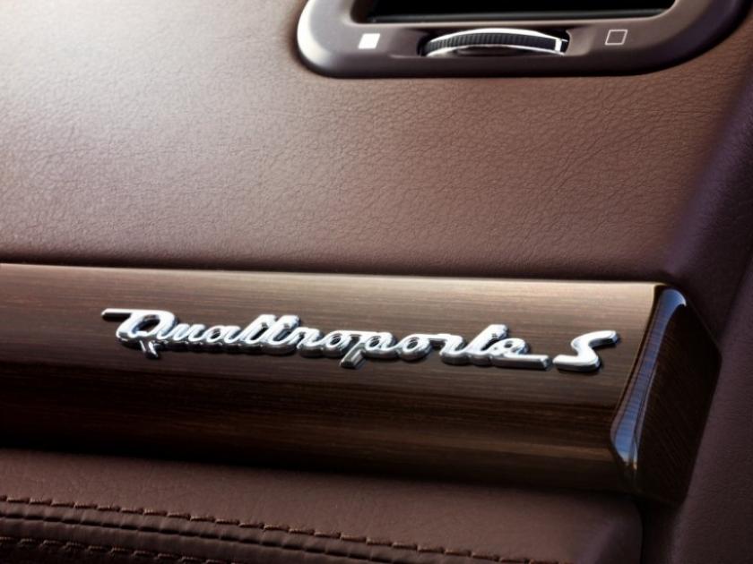 El nuevo Maserati Quattroporte y algunos detalles de la berlina mediana podrían ser presentados en Septiembre