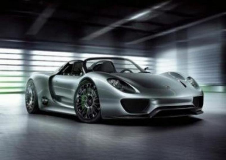 El Porsche 918 de calle será un Spyder