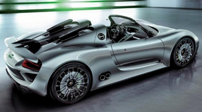 El Porsche 918 Spyder Híbrido costará 598.000 euros y dará acceso a un 911 Turbo S especial