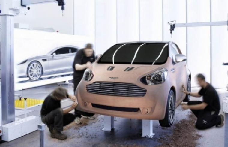 El Toyota iQ de Aston Martin