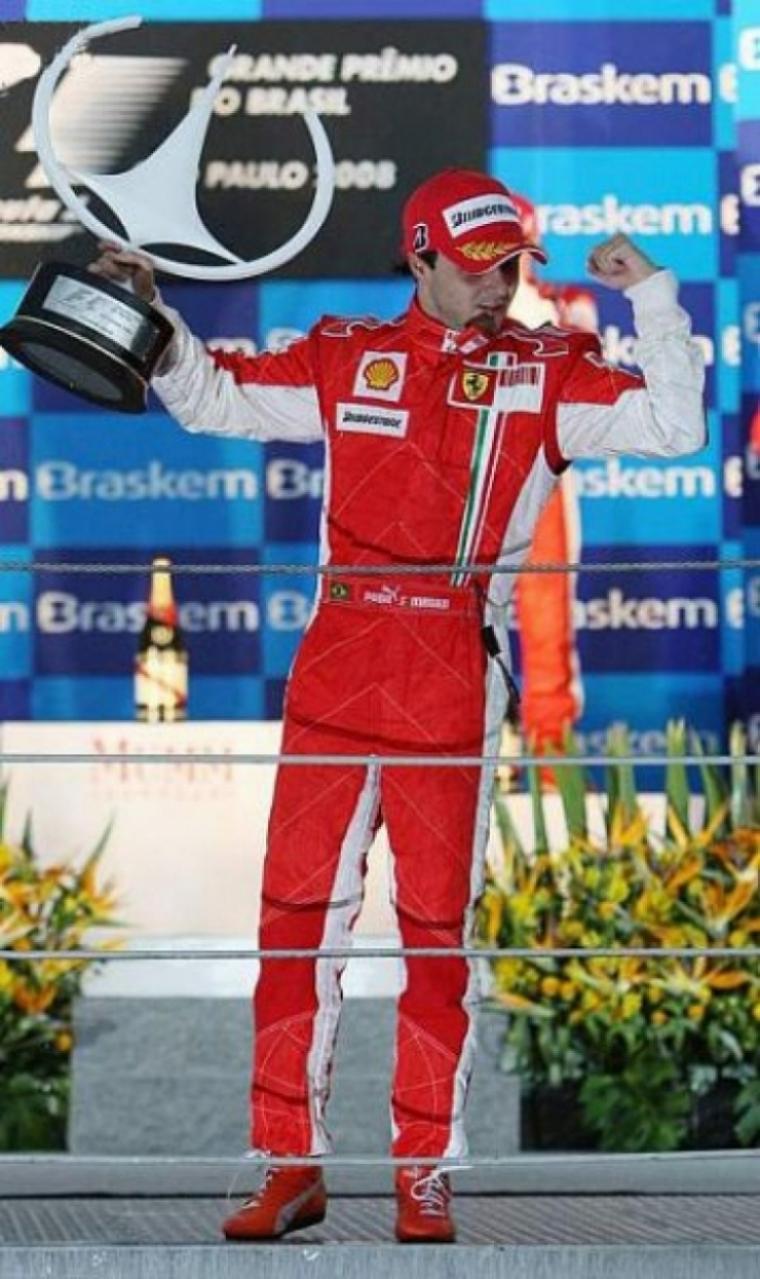 El trofeo del vencedor del GP do Brasil estará hecho de material reciclado