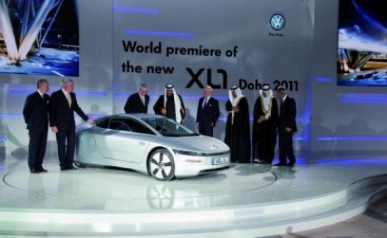El Volkswagen XL1 se producirá en edición limitada