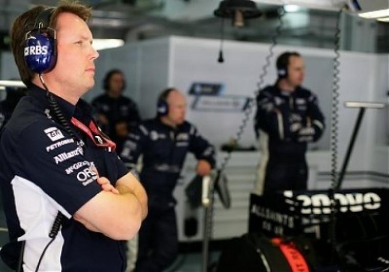 El Williams FW32 será totalmente nuevo