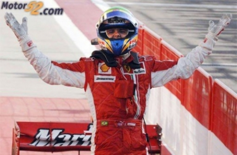 En un GP accidentado, al final ganó Massa