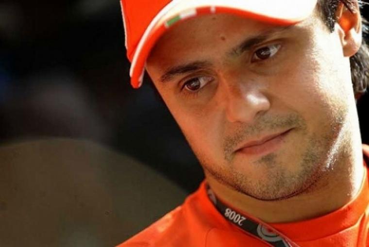 Felipe Massa: Obviamente estoy decepcionado y algo abatido