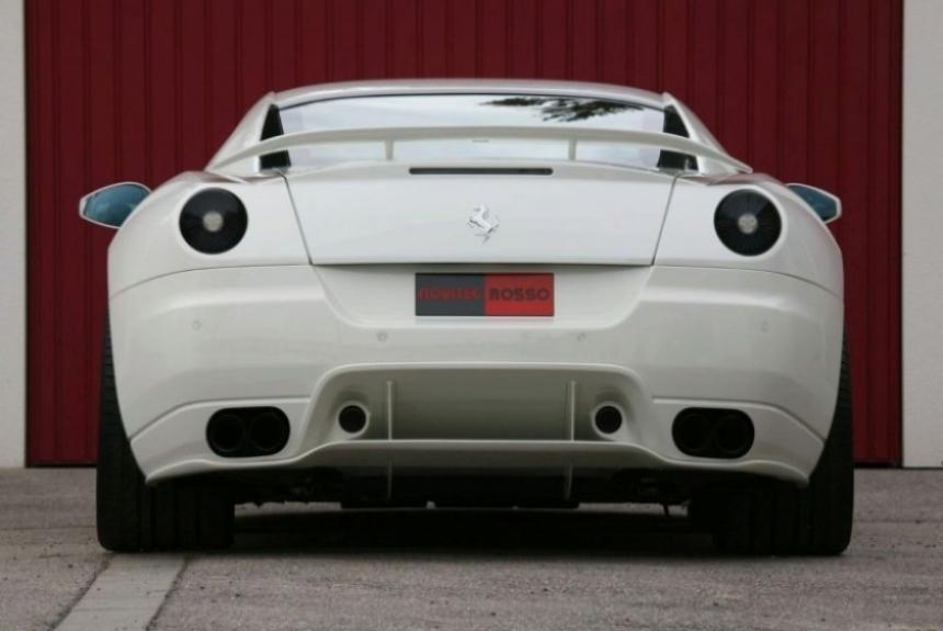 Ferrari 599 GTB desarrollado por Novitec Rosso