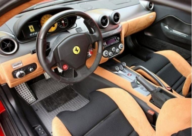 Ferrari 599 GTO, nuevas imágenes oficiales