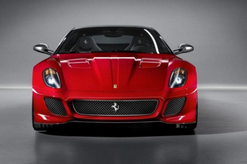 Ferrari 599 GTO presenta su configurador