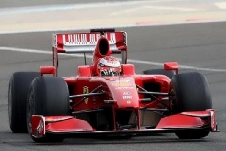 Ferrari cosechó sus primeros puntos