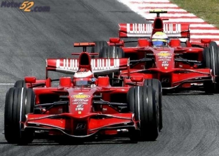 Ferrari imparable