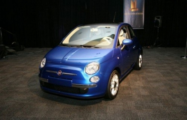 Fiat 500: Ganador del diseño del año en Nueva York