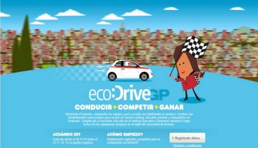 Fiat busca al conductor más ecológico de Europa
