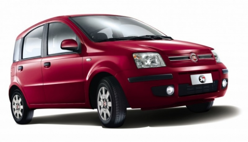 Fiat celebra los 30 años del Panda con una edición especial.