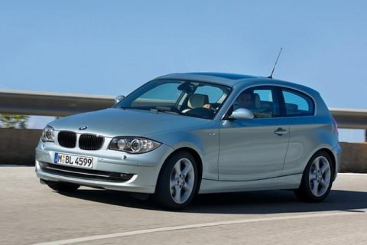 Filtrado el BMW Serie 1 2012