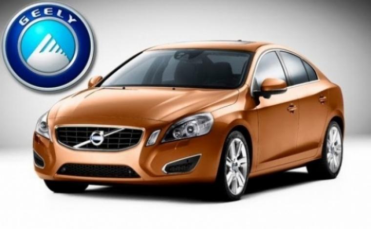 Ford acuerda con Geely la venta de Volvo.