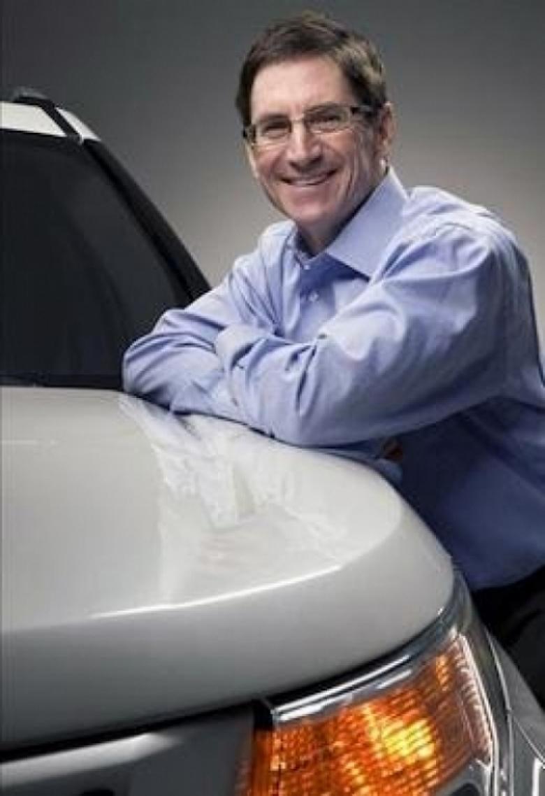 Ford Explorer 2011 imagen oficial, pero parcial