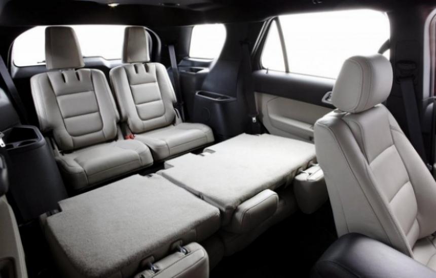 Ford Explorer 2011 presentado