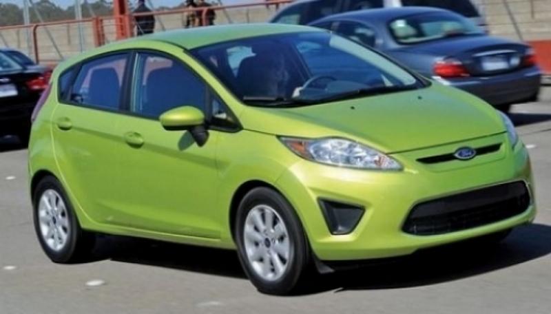 Ford Fiesta, Nissan Leaf y Chevrolet Volt entre los nominados a Coche Verde del Año