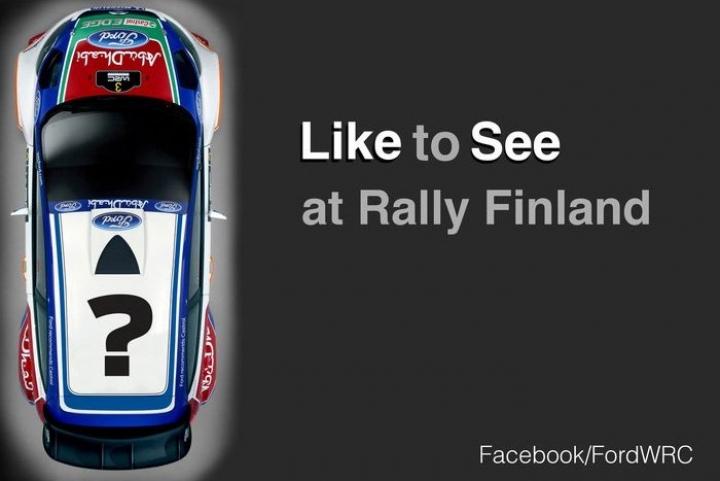 Ford invita a sus seguidores de Facebook a elegir el diseño de sus coches de rally