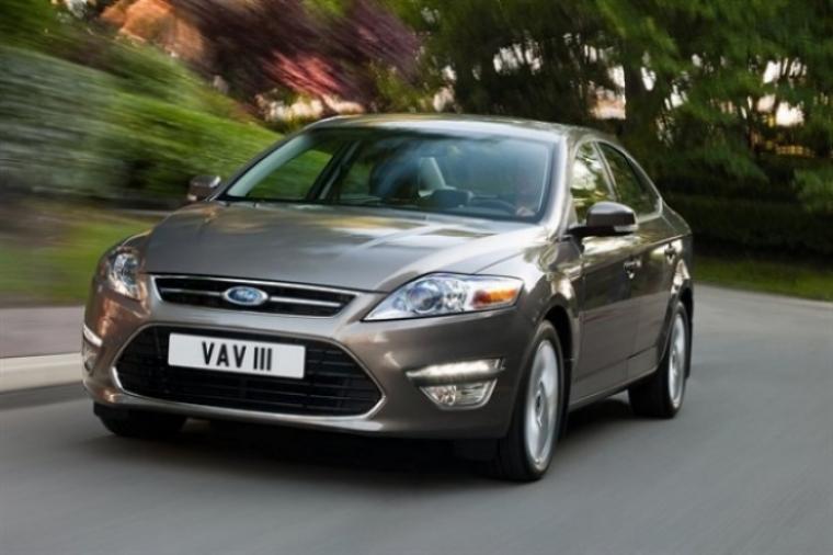 Ford Mondeo 2011 presentado