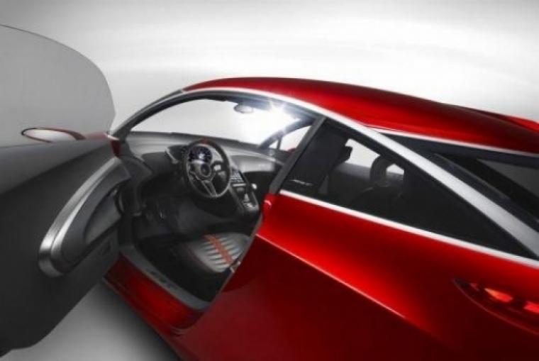 Ford muestra el novedoso Start concept.