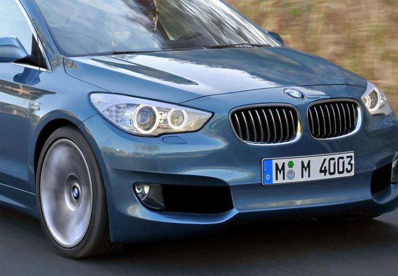 Fotos espía del utilitario de BMW con tracción delantera