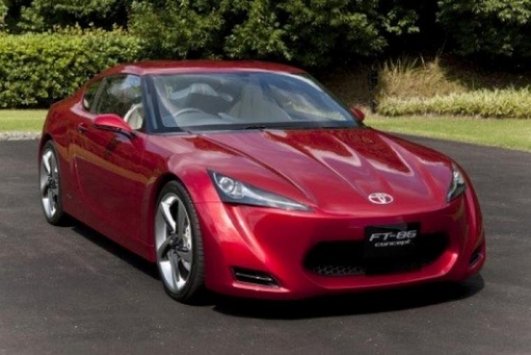 FT-86 Concept, conoce en directo la coupé deportiva de Toyota.