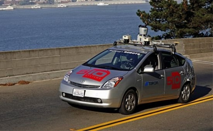 Google Driverless, vehículos sin conductor que nos acercan al futuro