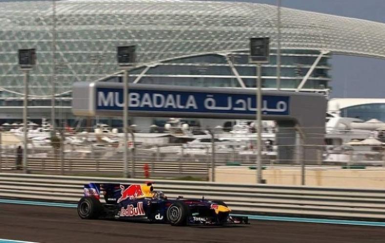 GP Abu Dhabi, Libres 1: Vettel el más rápido