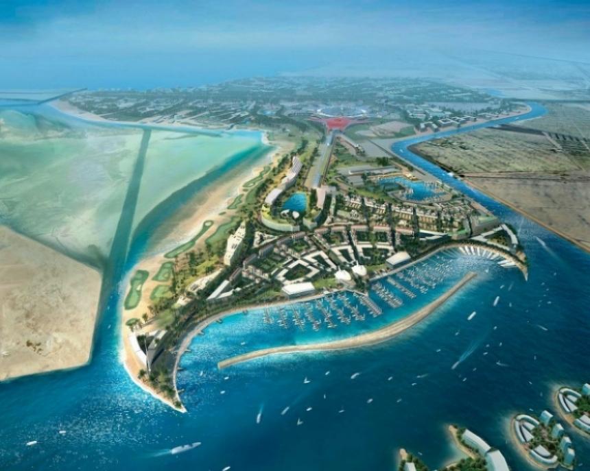 GP de Abu Dhabi: recorrido virtual por el circuito