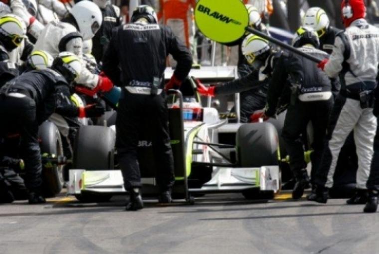 GP de Brasil: cargas de combustible