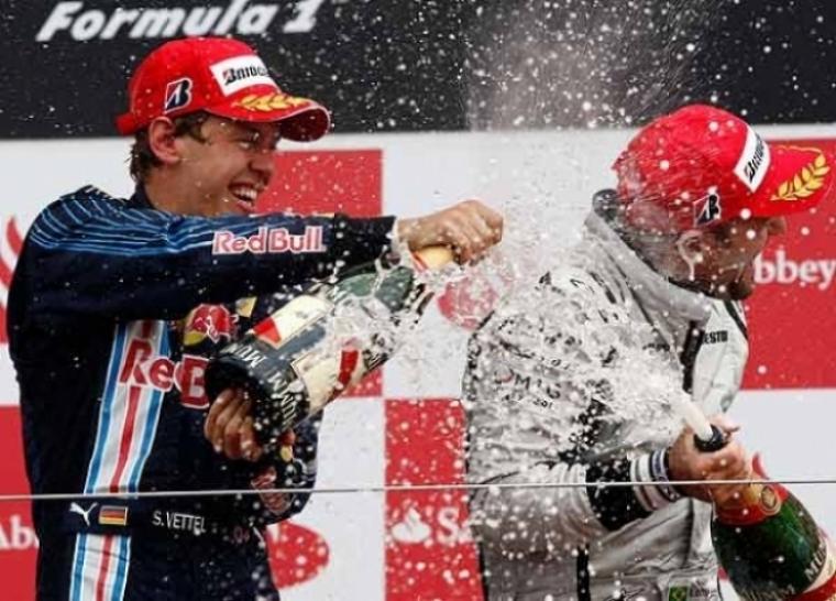 GP de Gran Bretaña 2009: las mejores imágenes
