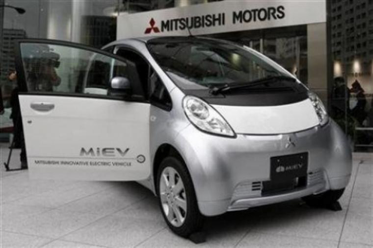 Gran Bretaña también invierte en autos eléctricos.