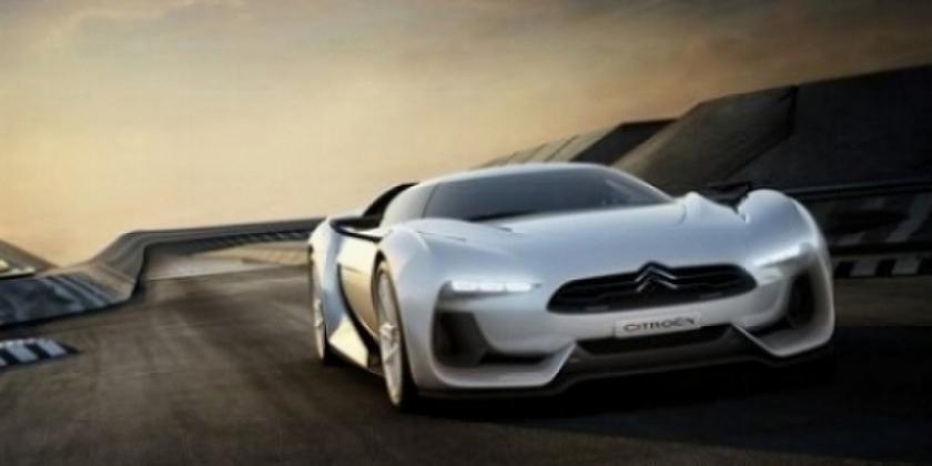 GTbyCitroën, otro coche de Gran Turismo 5, recorre las calles de Madrid