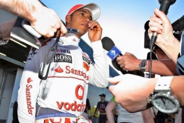 Hamilton anunció que luchará por el Mundial en 2010