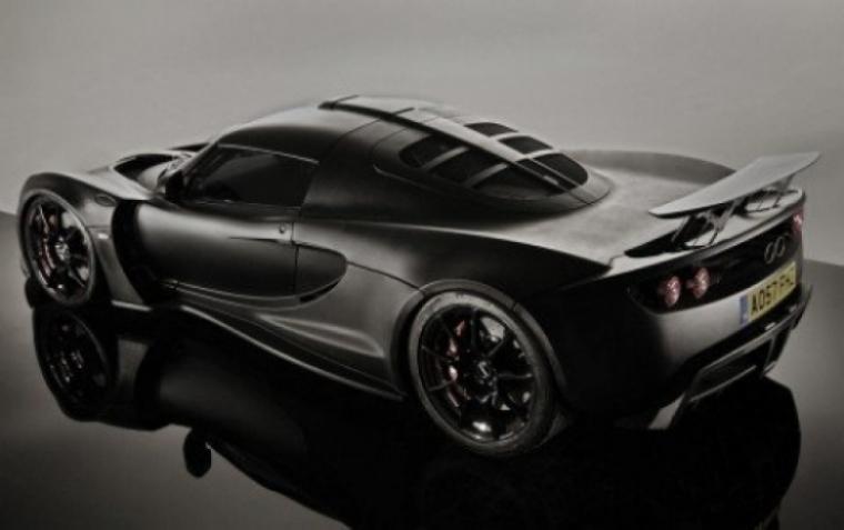 Hennessey revela oficialmente el Venom GT.