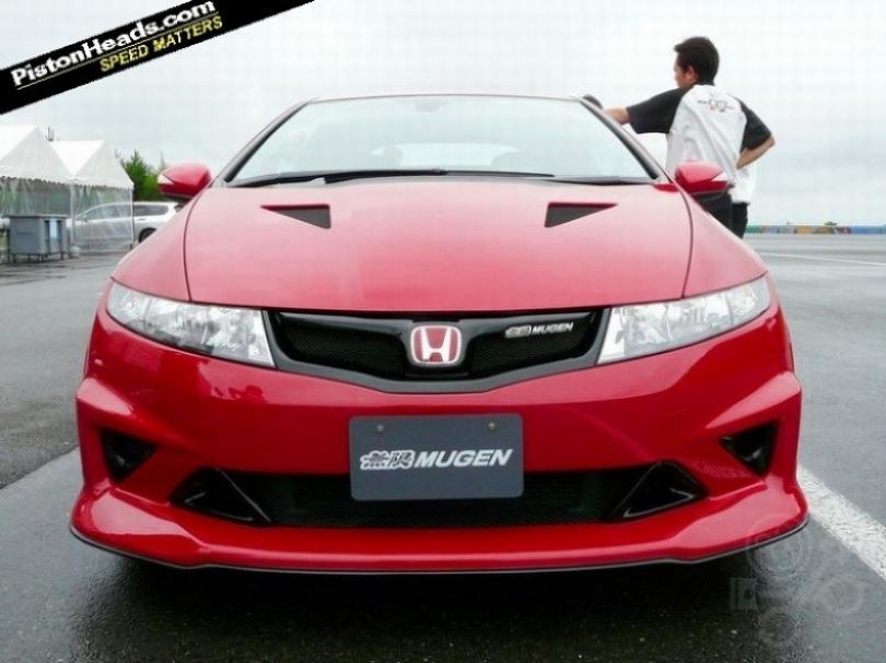 Honda confirma la producción del Civic Tyep R Mugen para Europa.