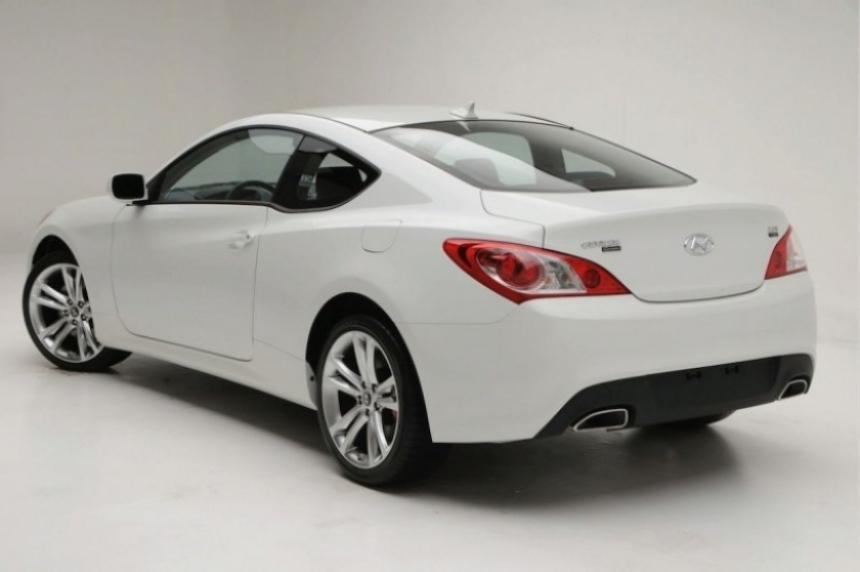Hyundai anticipa al Genesis Coupe 2.0T R-Spec.