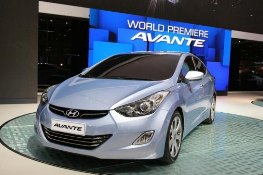 Hyundai Elantra 2011 y su nuevo motor de inyección directa