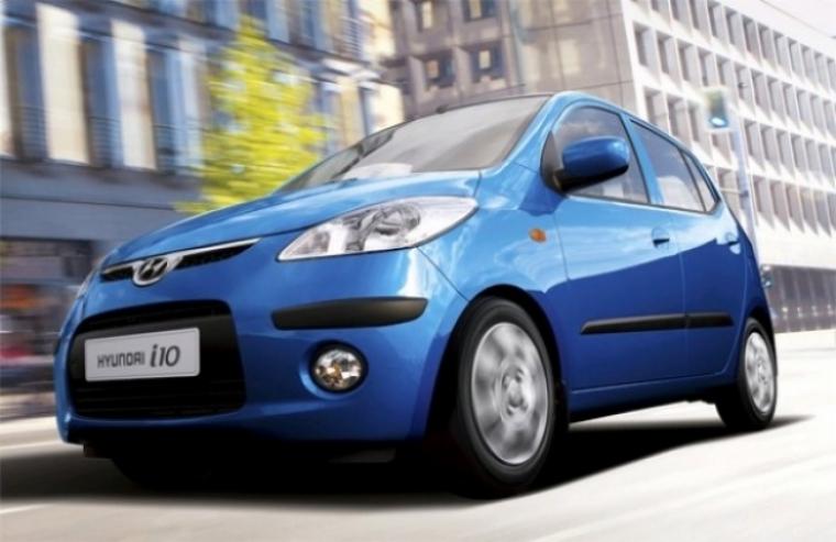Hyundai i10, a por el Tata Nano